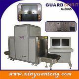 갱도 80*65cm를 가진 Xj8065 엑스레이 짐 안전 검사 기계 엑스레이 스캐너
