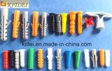 Produits faits sur commande en plastique réutilisés de plastique de moulage par injection