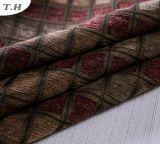 Ткань обыкновенного толком жаккарда синеля сотка планировок завода