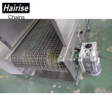 Convoyeur à bande de refroidissement de treillis métallique