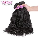 Hochwertiges Menschenhaar-Extensions-Jungfrau Remy Brasilianer-Haar