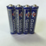 AAA 1.5V Extra Heavy Duty Mercury Free Battery (imagem real)