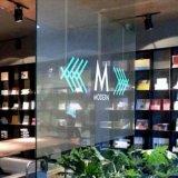 Visualización de LED transparente completa para hacer publicidad, etapa, instalación de la ventana, vídeo, almacenes