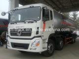 제조 직매 Dongfeng 8X4 15mt 36m3 액체 가스 수송 유조선