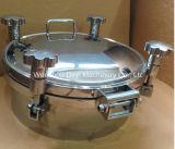 350mm Außenförderdruck-runder Einsteigeloch-Deckel