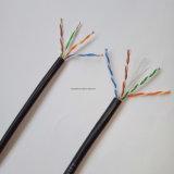UTP ftpSFTP Cat5 LAN-Kabel, geprüft zu 100MHz