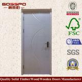 puerta blanca de la cocina de la melamina de la base del panel (GSP12-022)