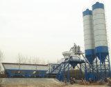 Silo van het Cement van 80 Ton van de lage Prijs de Nuttige voor Concrete het Mengen zich Installatie (HZS40)