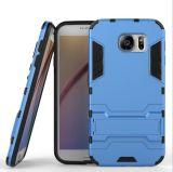 Hoogst Beschermend voor Geval van de Telefoon van de Melkweg S7 PC+TPU van Samsung het Hybride Rugdekking voor Samsung