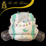 Suavemente limpio y sano para los pañales del bebé