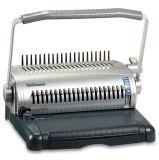 Machine à relier manuelle populaire CB-1420 de livre de peigne de la vente A4