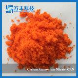 希土類は混合物のアンモニウムのセリウムの硝酸塩に塩を加える