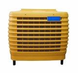 Uso del sistema de refrigeración por aire del taller con el refrigerador de aire evaporativo
