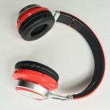 LCD 저속한 가벼운 스크린 MP3 Bluetooth 헤드폰