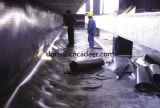 HDPE Geomembrane van de Plastic Film van de Kleur van 1.0mm Zwarte voor de Voeringen van de Stortplaats