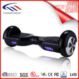 LED 빛을%s 가진 주문 Bluetooth 2 바퀴 6.5inch Hoverboard 스쿠터