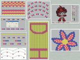 Dahao Embroidery Software Emcad Pattern Design System