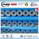 Papier d'aluminium d'isolation r3fléchissante thermique de toit stratifié tissé