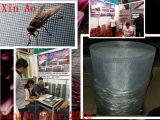 Schermo giusto della finestra della lega di alluminio del fornitore/rete di alluminio 1.0*30m dell'insetto della zanzara
