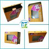 Kundenspezifisches Firmenzeichen-Pappkleines Produkt-verpackenkasten