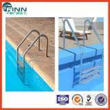 Acier inoxydable 304, échelle d'usine de piscine 316