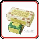 Rectángulo plegable impreso aduana del jabón de Pacakging