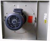Industrieller rückwärts gebogener abkühlender Abgas-zentrifugaler Ventilator der Ventilations-4-72 (450mm)