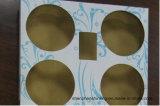 Fett-beständiger Steinpapier (RBD200-400um) reicher Mineralvorstand zweischichtig