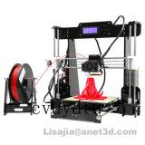 저가 Prusa I3 3D 인쇄 기계 LCD 스크린