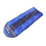 Wasserdichtes und windundurchlässiges kühles Wetter-kampierende Schlafsack-Fülle mit Baumwolle