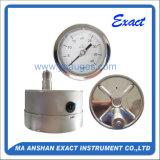安全パターン圧力正確に測すべてのSsの圧力計特別な圧力計