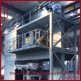 Máquina seca en contenedor del equipo de producción del mortero