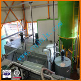 Planta de destilação usada da pressão negativa de petróleo de motor do desperdício da refinação de petróleo do motor