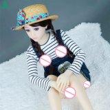128cm feste Geschlechts-Puppen mit flache Brust-erwachsenen Produkten für Männer Jl128-02