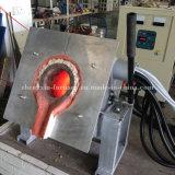 Ferro elétrico manual pequeno que derrete a fornalha elétrica