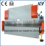 Wc67k-100X4000 Delem 41 (X, Y) máquina de dobra hidráulica do CNC da série de Wc67k