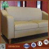 Modernes ledernes Sofa mit dem Italien-Leder verwendet für Wohnzimmer-Sofa