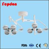 Lampada della sala operatoria del soffitto LED con FDA (YD02-LED3+4)