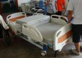 (A-4) Cama de hospital eléctrica de la Cinco-Función