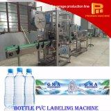 De automatische Plastic Etikettering van de Koker van pvc van de Fles krimpt Machine