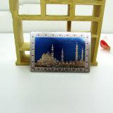 Magnete di vendita superiore del frigorifero del foglio metallizzato di paesaggio per promozionale