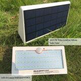 Neuestes bewegungs-Garten-Licht des Modell-3.5W 6000mAh 57 LED im Freien wasserdichtes Solarmit 3 Arbeitsmodi