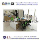Panel-Büro-Arbeitsplatz-preiswerter Preis-Personal-Büro-Schreibtisch (WS-07#)
