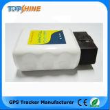 Mini preiswerter Verfolger OBD-GPS bidirektionaler aufspürenc$geo-zaun