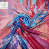 De grote Sjaal van het Strand van de Grootte Fowler Afgedrukte Dame Fashion Silk Scarf