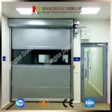 Schnelle Hochgeschwindigkeitswalzen-Blendenverschluss-statische Plastik-Belüftung-Innenantitür (Hz-HSD011)