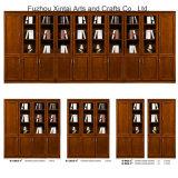 Module en bois de livre de classe ou de bureau
