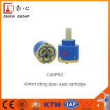 tapkraan Cartrdige van de Hoogste Kwaliteit van de Waren van 40mm de Sanitaire voor de Uitvoer