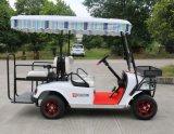 Elektrisches Hilfsgolf-Karre mit hinterem Flipflop-Sitz