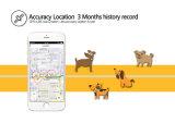 2017년 새롭 유형 애완 동물 GPS 추적자
